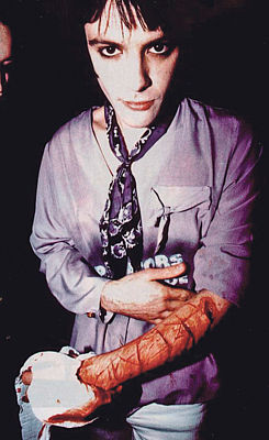 Richey James.