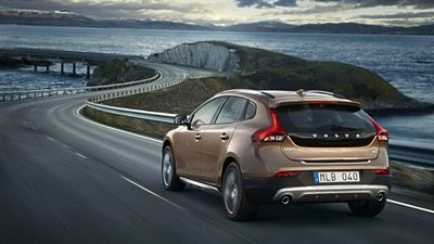 Volvo V40 Cross Country (2012)
