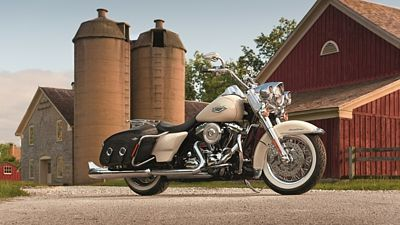 Harley-Davidson Road King Classic (2013)