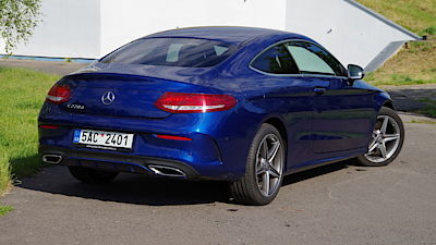 Mercedes-Benz C 220d Coupe