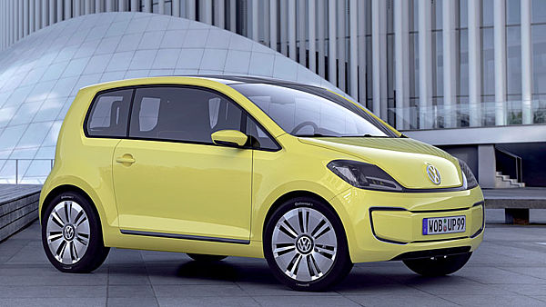VW Up! - studie