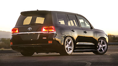 Toyota Land Speed Cruiser V8