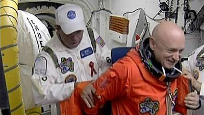 Velitel mise Mark Kelly