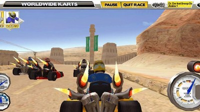 World Wide Karts