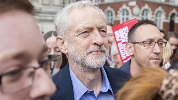 Nový šéf Labour Party Jeremy Corbyn