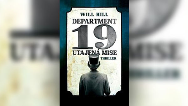 Will Hill: Department 19: Utajená mise