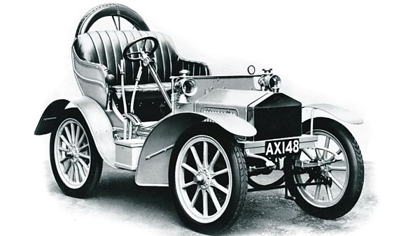 1904 Rolls-Royce 10HP