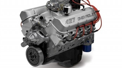 Motor Chevrolet 427 ZL-1 Big Block V8