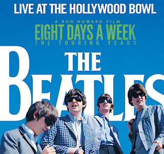 Obal reedice alba The Beatles: Live At The Hollywood Bowl.