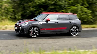 Mini Clubman JCW ALL4