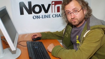 Jan Hřebejk na on-line chatu