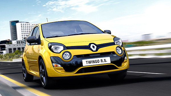 Renault Twingo RS (facelift, 2012)
