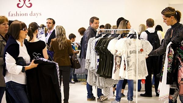 Fashion Days Pop-Up Outlet