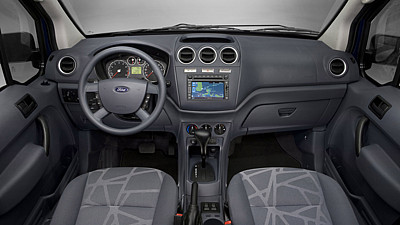 Ford Transit Connect Electric (2012)