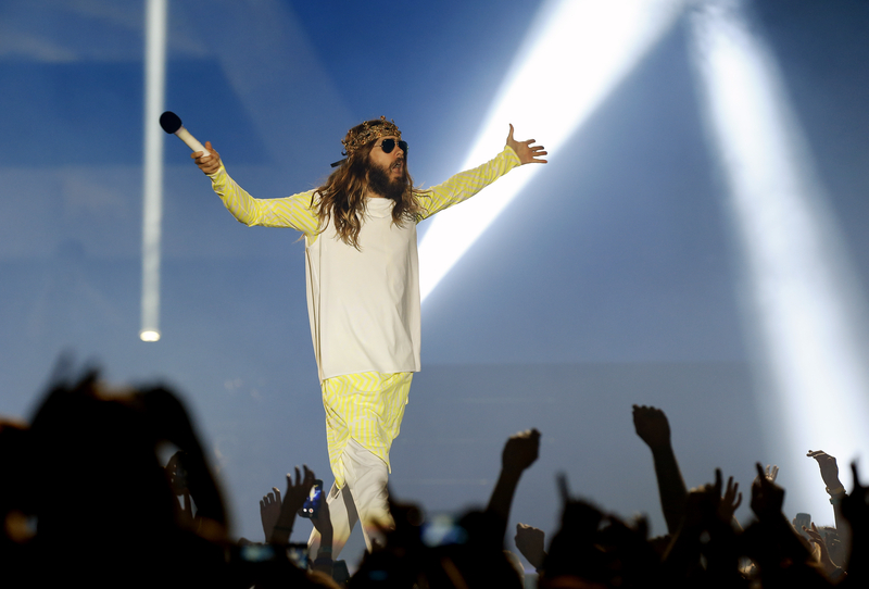 Thirty Seconds To Mars Divaky Rozezpivali