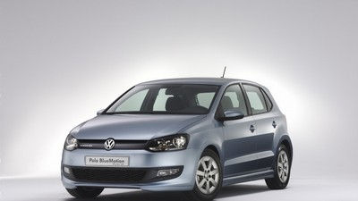 VW Polo Bluemotion