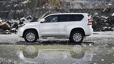 Toyota Land Cruiser (2015)