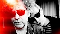 The Jesus And Mary Chain, zleva William Reid a Jim Reid.