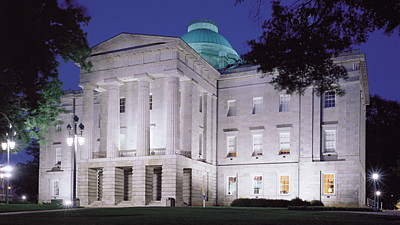 State Capitol Raleigh