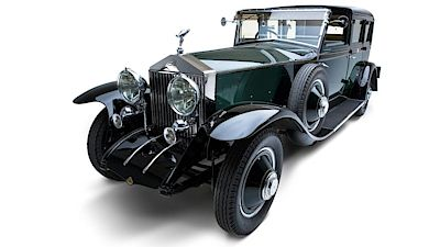 Rolls-Royce Phantom I (1927)