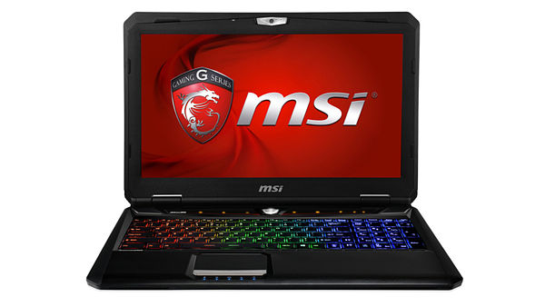 Herní notebook od MSI