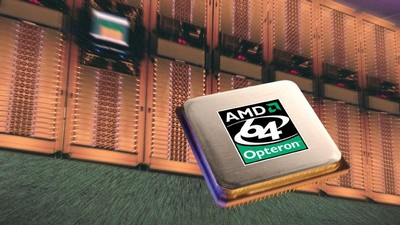 64bitový mikroprocesor AMD Opteron