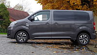 Citroën Spacetourer 2.0 HDi