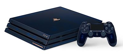 Sony PS4 Pro Limited Edition 500 Million