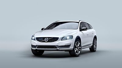 Volvo V60 Cross Country (2014)