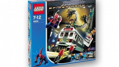 stavebnice Lego - Spiderman
