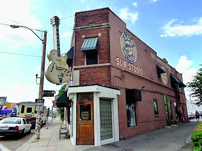 Legendární Sun Studio