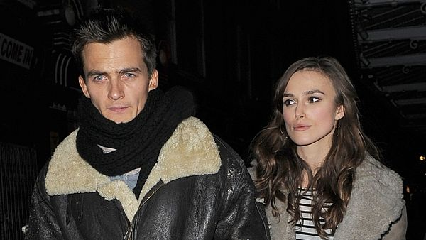 Rupert Friend a Keira Knightleyová