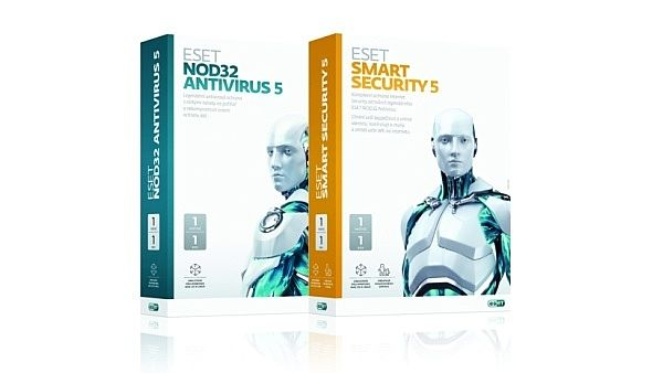 ESET NOD32 ANTIVIRUS 5, ESET SMART SECURITY 5