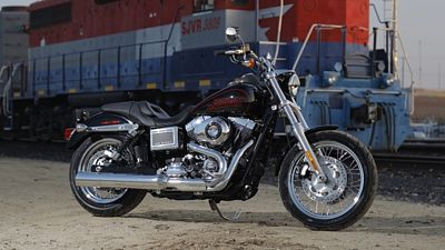 H-D Low Rider