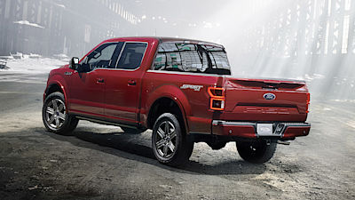 Ford F-150 - facelift