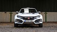 Honda Civic Type R jako rallyový speciál od Ralph Hosier Engineering