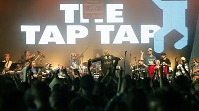 The Tap Tap na festivalu Rock for People