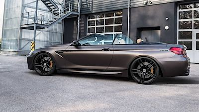G-Power BMW M6 Convertible